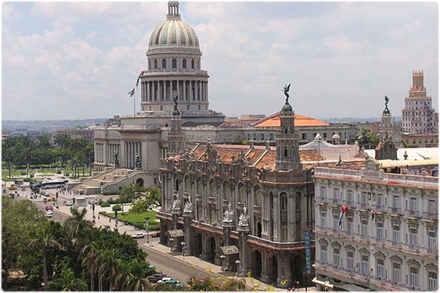 Havana City landscape